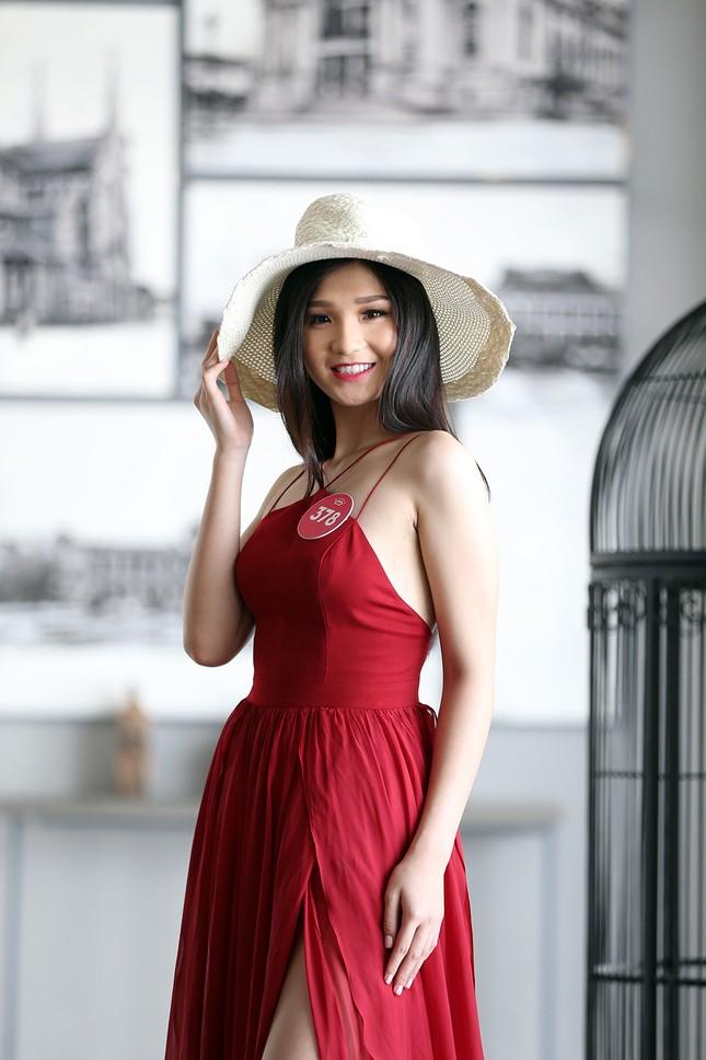 Hai 'mọt sách' tham gia Hoa hậu Việt Nam 2018 ảnh 3
