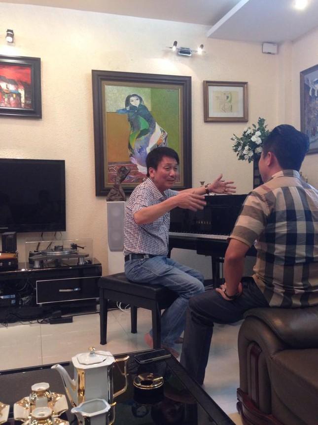 Biến chứng tiểu đường nặng, hiện sức khoẻ của nhạc sĩ Phú Quang ra sao? ảnh 1