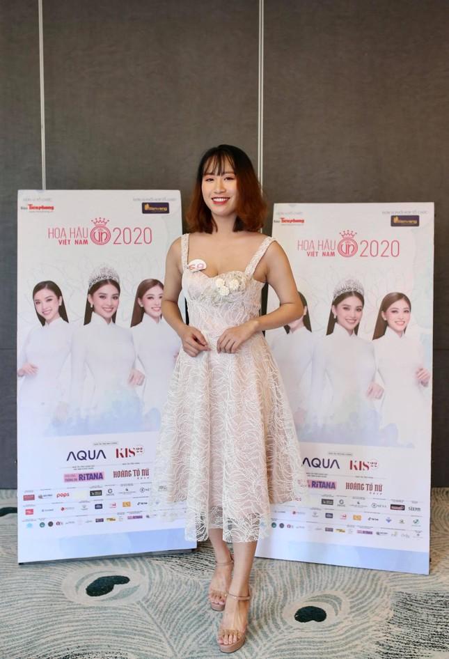 Cô chủ tiệm bánh thi Hoa hậu Việt Nam và câu chuyện gây ấn tượng ảnh 2