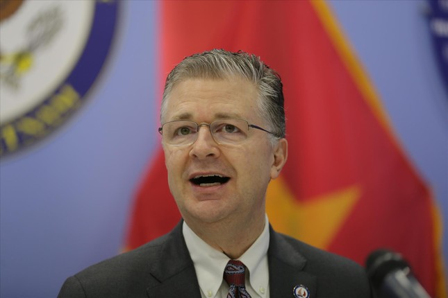 Đại sứ Mỹ: Lạc quan về tương lai quan hệ Việt - Mỹ ảnh 1