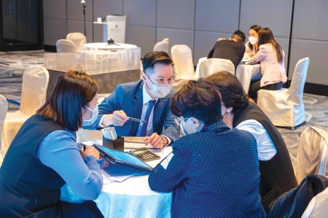 Nhà đầu tư Hong Kong chi 'triệu đô' cho Grand Marina, Saigon ảnh 2
