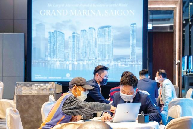 Nhà đầu tư Hong Kong chi 'triệu đô' cho Grand Marina, Saigon ảnh 1