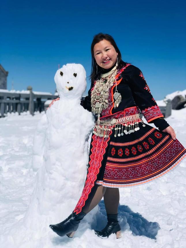 'Chị đại' người Mông ảnh 1