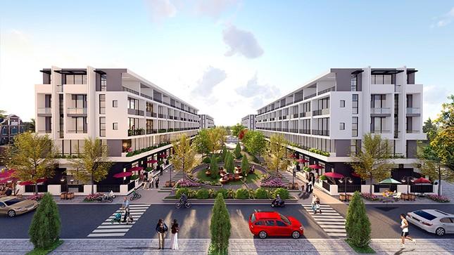 Nhà phố liên kế Bình Minh Garden đáp ứng tiêu chí đầu tư và an cư ảnh 1