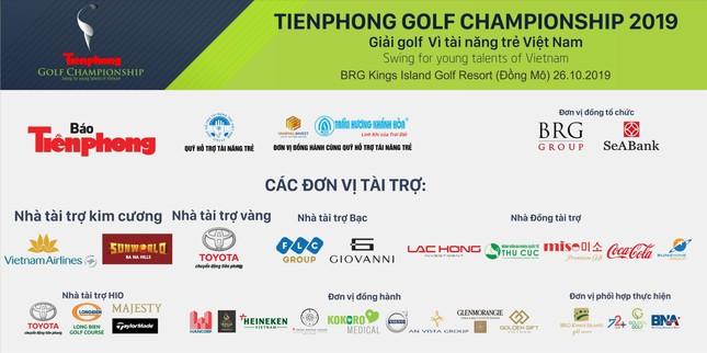 Tiền Phong Golf Championship 2019: Đổi mới và hấp dẫn ảnh 1