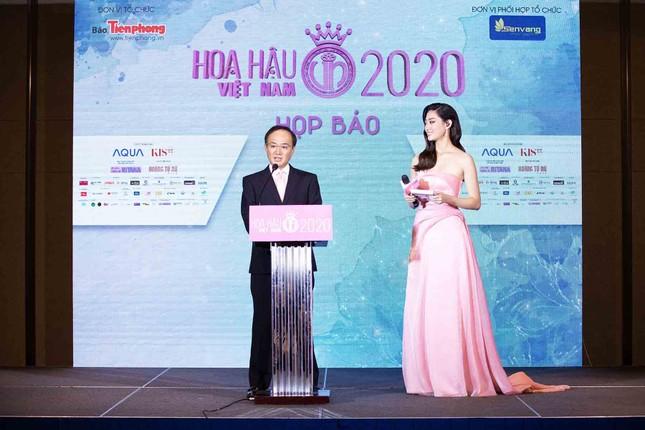 Hoa hậu Việt Nam 2020: Lạc quan, chiến thắng COVID -19 ảnh 4
