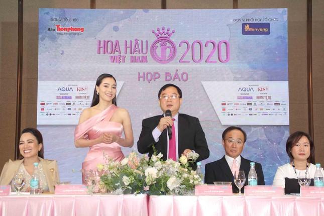 Hoa hậu Việt Nam 2020: Lạc quan, chiến thắng COVID -19 ảnh 1