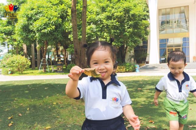 Tận hưởng thiên nhiên trong lành cùng ngôi trường xanh mát nhất Hà Nội ảnh 3