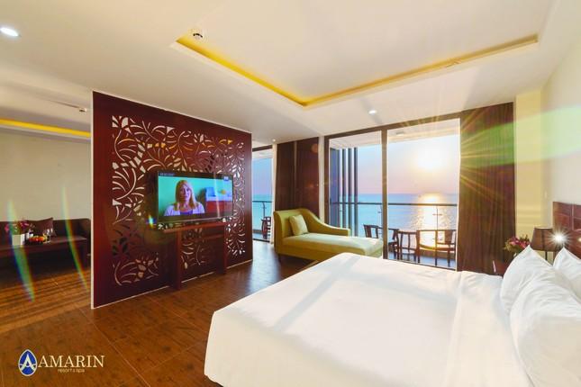 Đến Amarin Resort & Spa Phú Quốc để gần với biển và hòa mình vào nắng ảnh 1