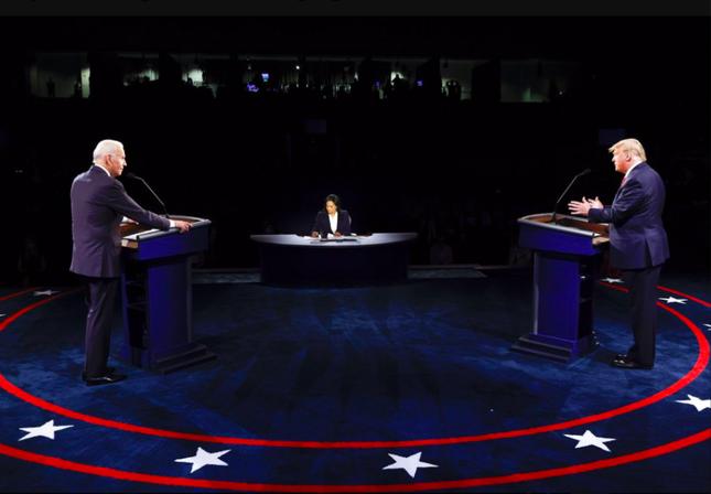 'Chung kết' trước bầu cử Tổng thống Mỹ: Khó tạo đột phá ảnh 1