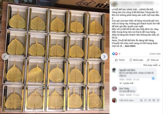 'Săn' quà mạ vàng: Cẩn thận mua vàng giả bằng tiền thật ảnh 2