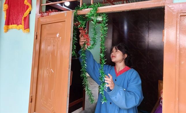 Người Trà Leng đón Tết trong nhà mới ảnh 2
