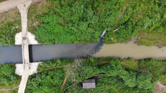 Nước sông Đà cấp cho Hà Nội nhiễm styren: Khuyến cáo không dùng để ăn, uống ảnh 1