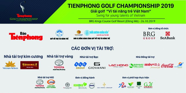 Tiền Phong Golf Championship nâng tầm chất lượng ảnh 1