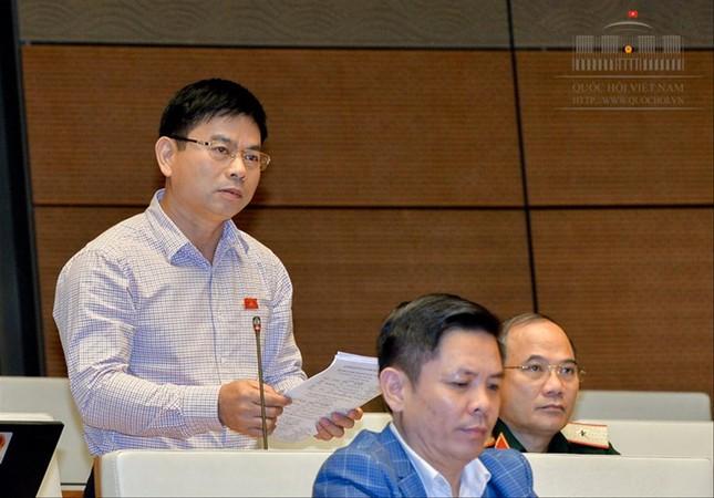 ĐBQH ủng hộ phương án khởi kiện doanh nghiệp cung cấp nước bẩn ảnh 1