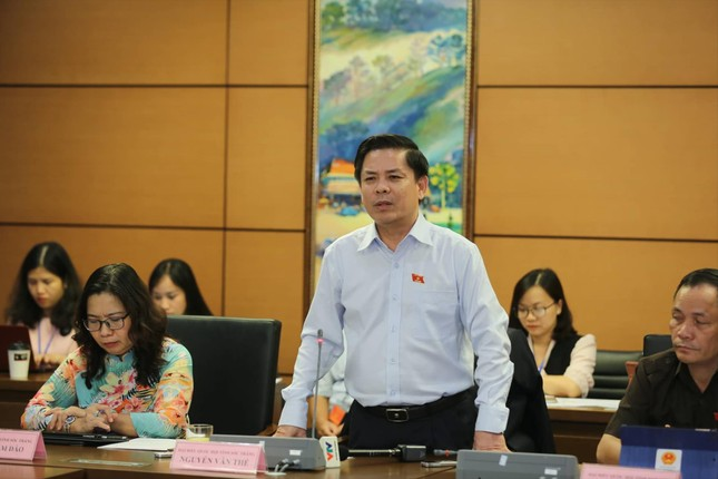 Quốc hội thảo luận dự án sân bay Long Thành: Vay nhiều, rủi ro lớn ảnh 2