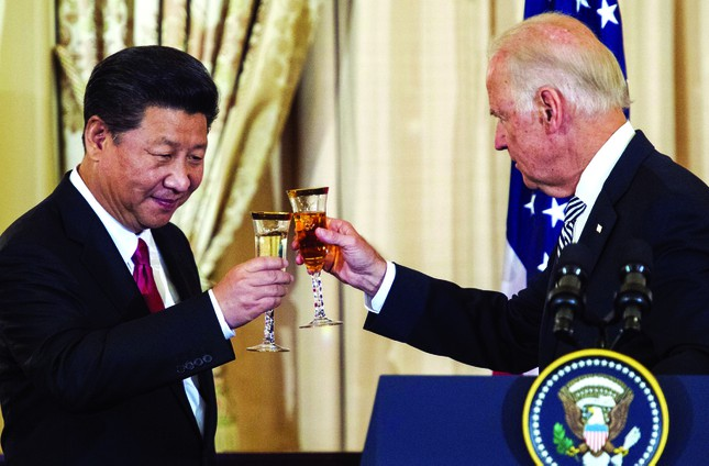 2021: Mỹ, Trung Quốc và Ðông Nam Á ảnh 1
