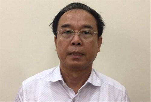 Vì sao nguyên Phó Chủ tịch TPHCM Nguyễn Thành Tài tiếp tục bị khởi tố ảnh 1