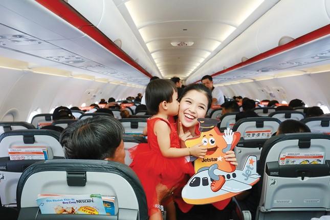 Jetstar Pacific: Chất lượng dịch vụ nhận được tỉ lệ hài lòng cao của hành khách ảnh 1
