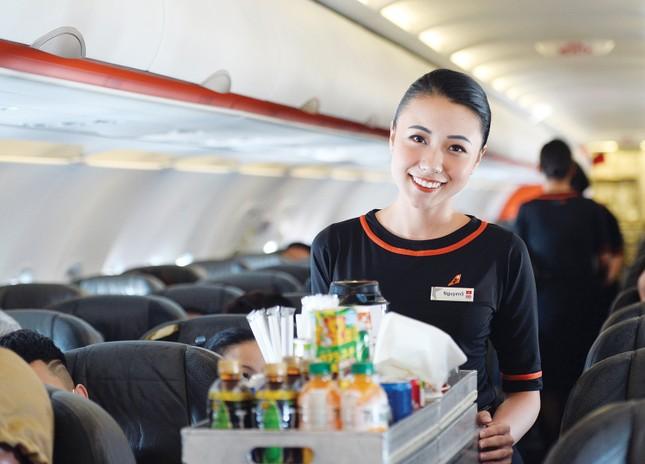 Jetstar Pacific: Chất lượng dịch vụ nhận được tỉ lệ hài lòng cao của hành khách ảnh 4