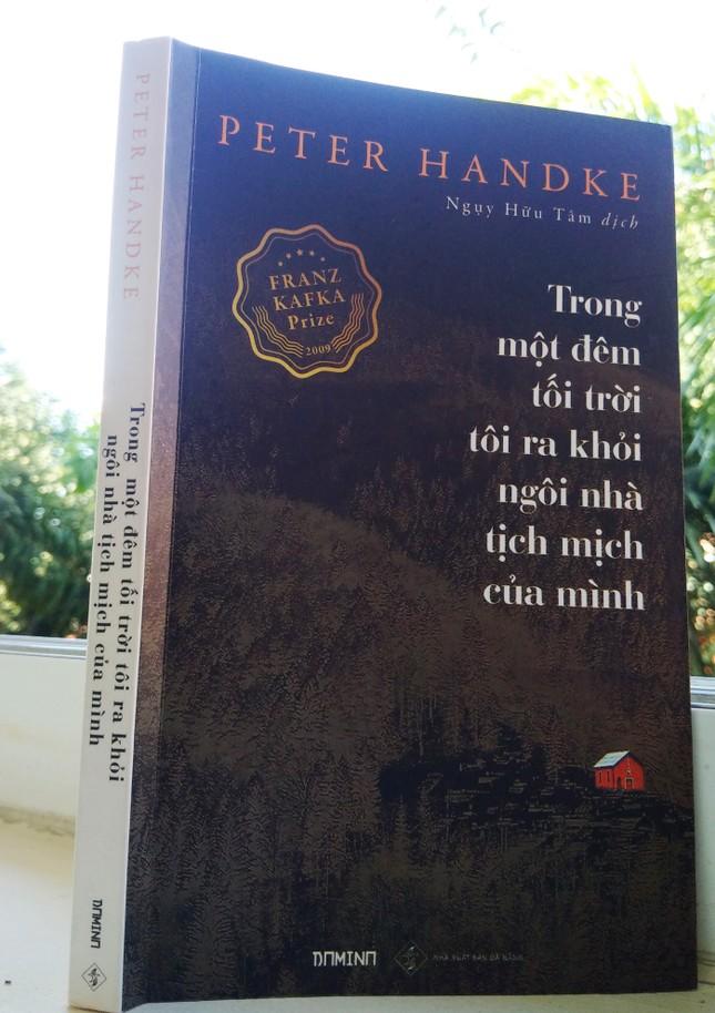 Nobel Văn chương 2019 Peter Handke: 'Trải nghiệm làm người' ảnh 1