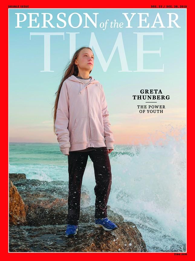 Greta Thunberg – Quyền năng giới trẻ ảnh 1