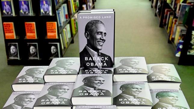 Cuốn hồi ký của ông Obama khiến Trung Quốc tức giận ảnh 1