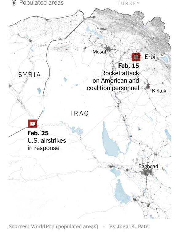Động binh ở Syria, Mỹ nhắm đến điều gì? ảnh 1