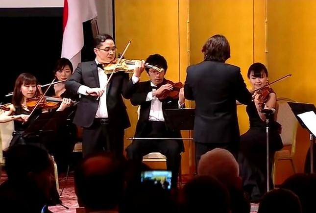 Điều đặc biệt ít biết về 'cha đẻ' đàn violin sứ-anh trai tài năng của Khánh Thi ảnh 1