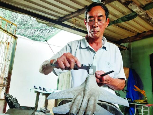 Xưởng sản xuất 'máy bay chiến đấu' độc nhất Việt Nam ảnh 2