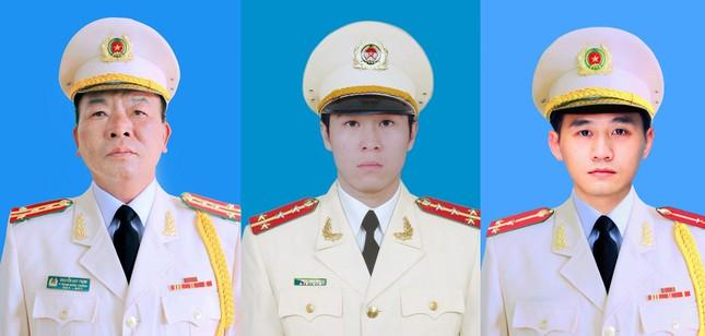 Tiễn biệt 3 liệt sĩ công an hy sinh ở Đồng Tâm ảnh 38