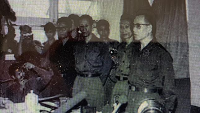 Người Tiền Phong ở Trại Davis Tân Sơn Nhất ảnh 1