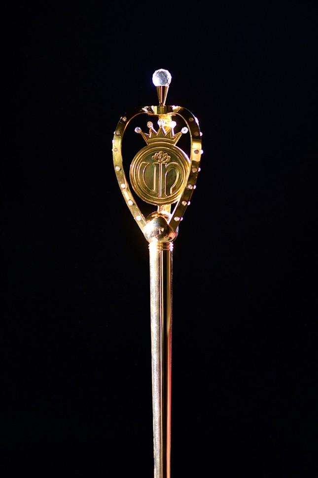 Công bố vương miện, quyền trượng, ghế và giầy của Tân hoa hậu ảnh 3
