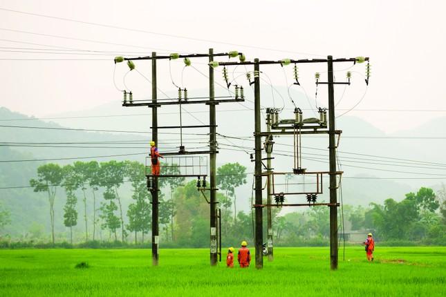 Xây dựng nông thôn mới: Điện đã 'đi trước một bước' ảnh 1