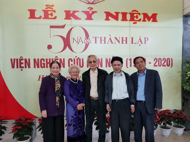 50 năm Viện nghiên cứu Hán Nôm: Cảm cổ, chước kim ảnh 2