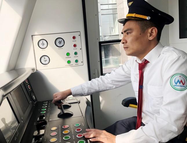 Tàu Cát Linh - Hà Đông: Vận hành thử toàn hệ thống đạt gần 100% biểu đồ ảnh 3