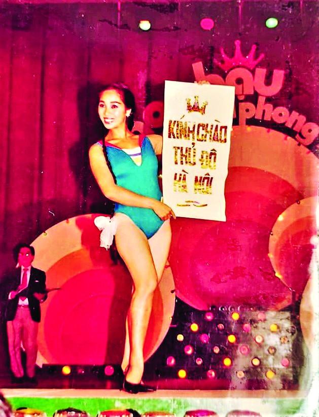 Lê Y Lan - Top 4 Hoa hậu và giấc mơ Oscar ảnh 1