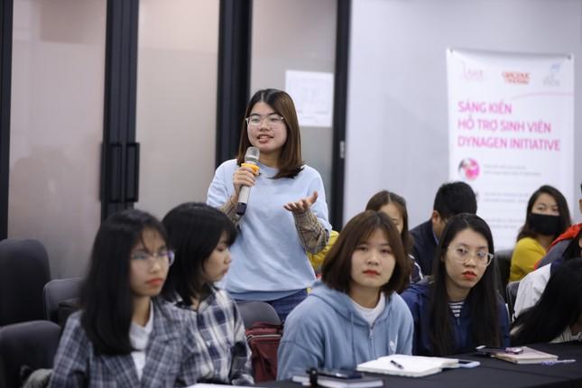 Chuyên gia, trưởng nhóm truyền kỹ năng tình nguyện cho sinh viên ảnh 3