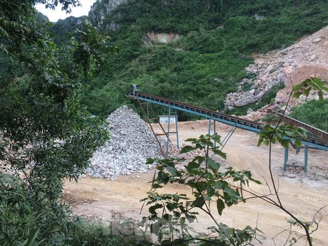 Khu dân cư ở Hòa Bình khốn khổ vì công trường khai thác đá nổ mìn ngày đêm ảnh 4