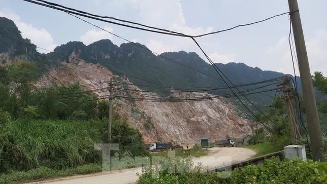 Khu dân cư ở Hòa Bình khốn khổ vì công trường khai thác đá nổ mìn ngày đêm ảnh 5
