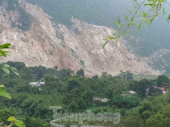 Khu dân cư ở Hòa Bình khốn khổ vì công trường khai thác đá nổ mìn ngày đêm ảnh 3