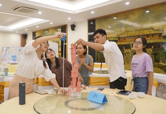 Quỹ Vì tầm vóc Việt đào tạo kỹ năng cho sinh viên: Khóa 1 tốt đẹp, khai mạc khóa 2 ảnh 3