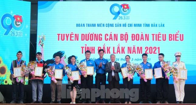 Đắk Lắk: Nhiều cán bộ đoàn nhiệt huyết, giàu khát vọng cống hiến ảnh 3
