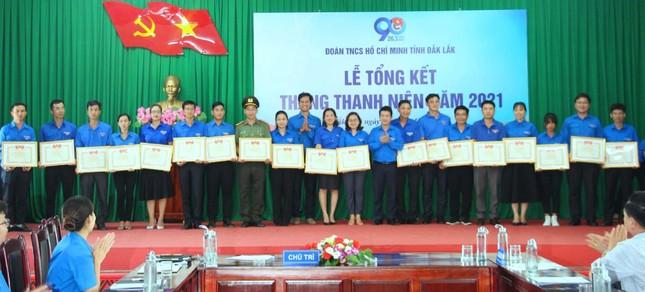 Tuổi trẻ Đắk Lắk thực hiện 710 công trình, phần việc ảnh 1