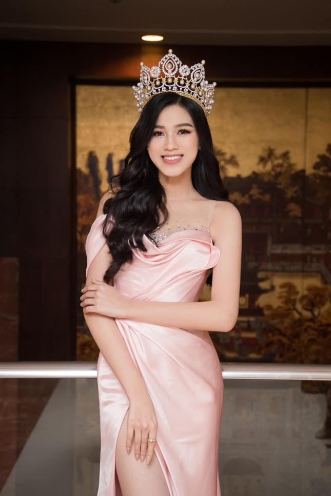 Hoa hậu Đỗ Thị Hà nhắn nhủ Khánh Vân khi sang Mỹ thi Miss Universe ảnh 1