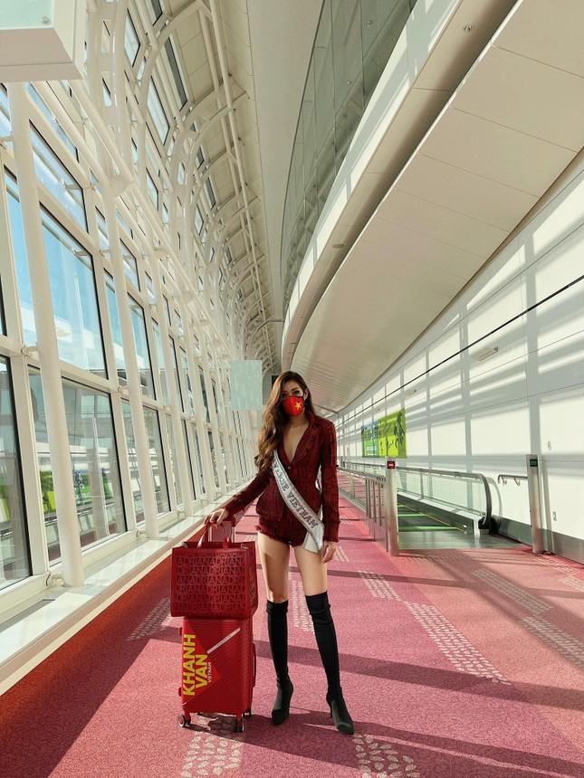 Hoa hậu Đỗ Thị Hà nhắn nhủ Khánh Vân khi sang Mỹ thi Miss Universe ảnh 5