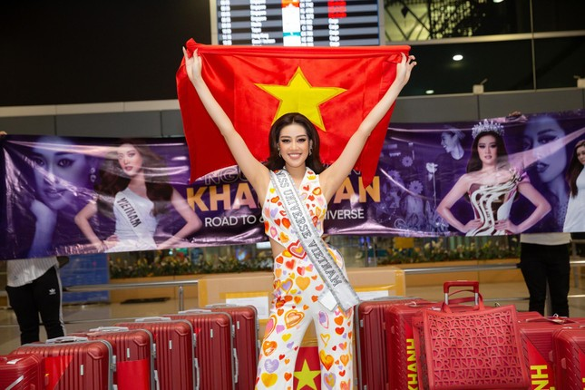 Hoa hậu Đỗ Thị Hà nhắn nhủ Khánh Vân khi sang Mỹ thi Miss Universe ảnh 3