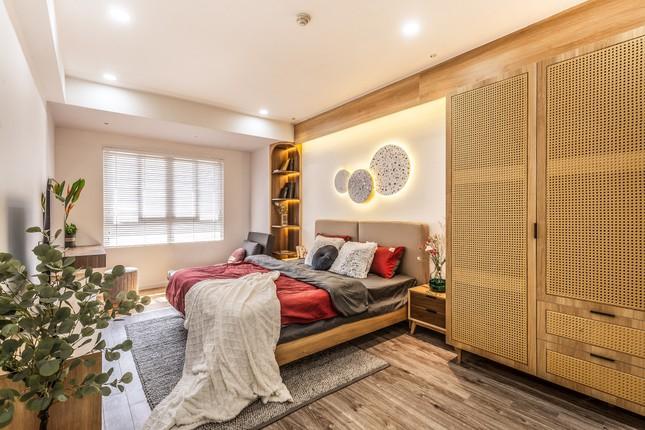 Căn chung cư đẹp cuốn hút của vợ chồng trẻ Hà Nội ảnh 4