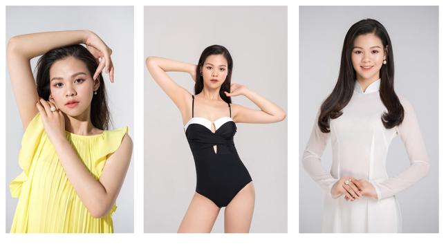 Nữ sinh trường kinh tế và hành trình giảm gần 20kg để dự thi Hoa hậu Việt Nam 2020 ảnh 3