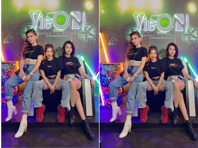 Dàn sao đình đám khoe trang phục 'cực chất' tại Đêm Chung kết Rap Việt ảnh 1